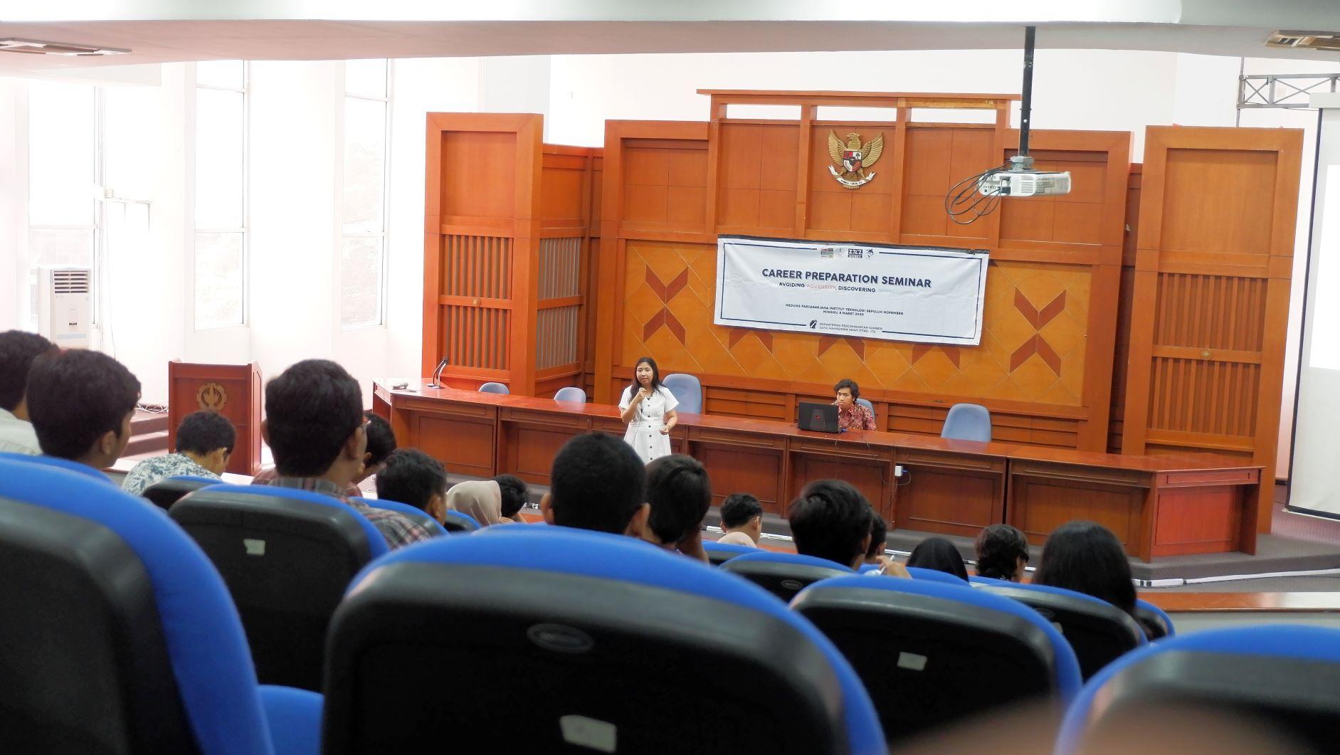 Career Preparation Seminar